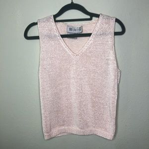 Worth Knit Top Size Small
